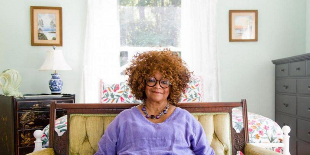 Portrait of Jaki Shelton Green
