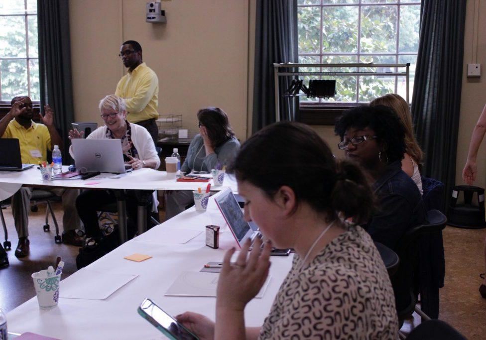 spring2018_Carolina Oral History Teaching Fellows - 6